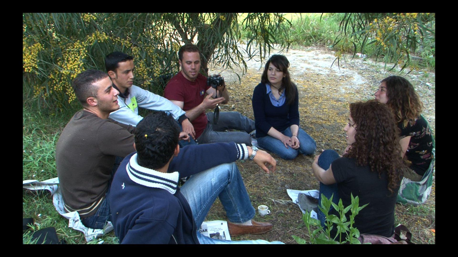 etudiant algerien sans papier
