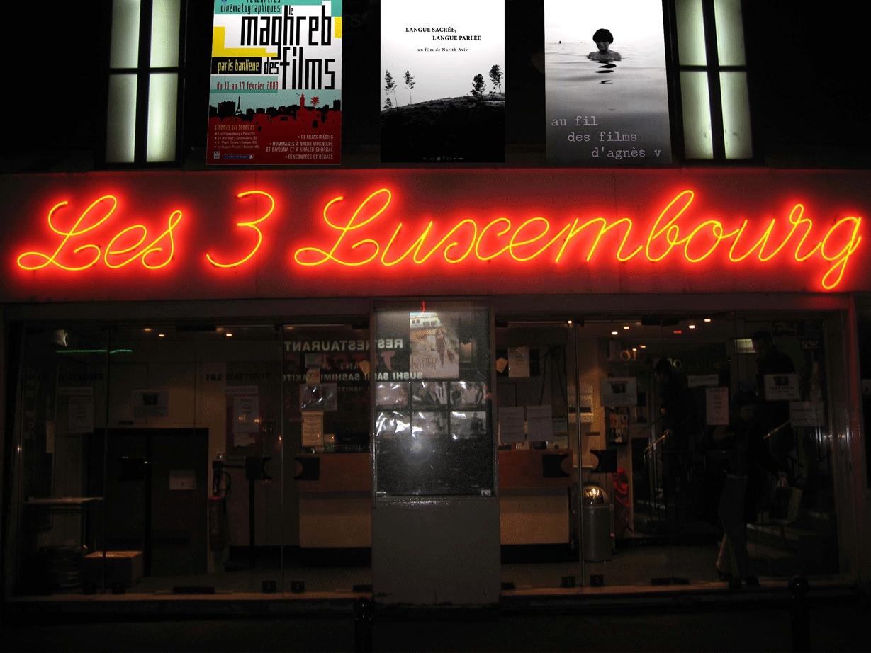 Les 9 Luxembourg - Paris (9) - Maghreb des films